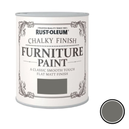 Rustoleum Furniture Paint 125ml - Anthracite