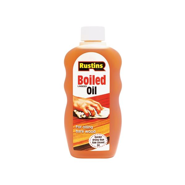 Rustins Boiled Linseed Oil 300ml