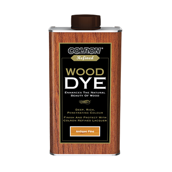 Colron Refined Wood Dye 250ml - White Ash