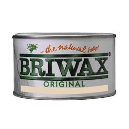 Briwax Natural Wax 400g - Clear
