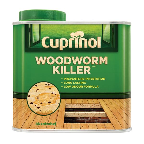Cuprinol Woodworm Killer 5Lt