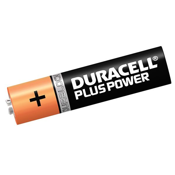 Duracell Battery - AAA Plus Power - (4 Pack)