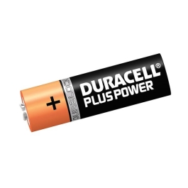 Duracell Battery - AA Plus Power - (5 Pack + 3 Free)