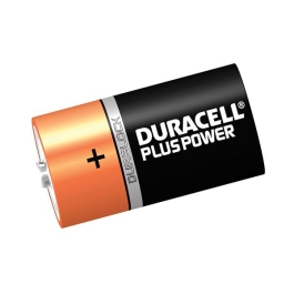 Duracell Battery - D Plus Power - (2 Pack)