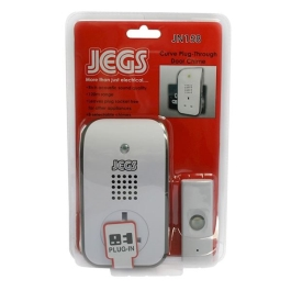 Jegs Curve Plug Through Door Chime