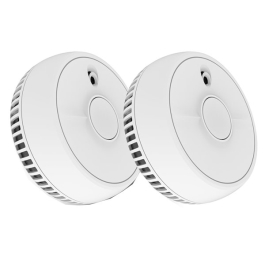 First Alert Smoke Alarm - Toast Proof - 2 Pack