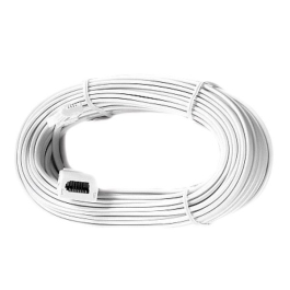 Jegs Telephone Extension Lead 10Mt