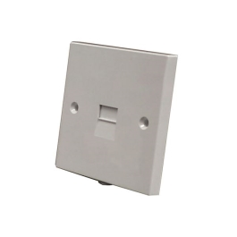Jegs Telephone Master Socket - Flush