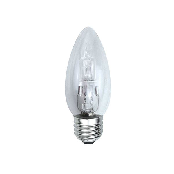 Bell Candle Light Bulb - 28W - Halogen ES