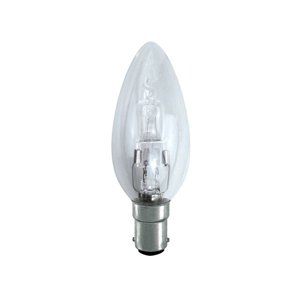 Bell Candle Light Bulb - 42W - Halogen SBC