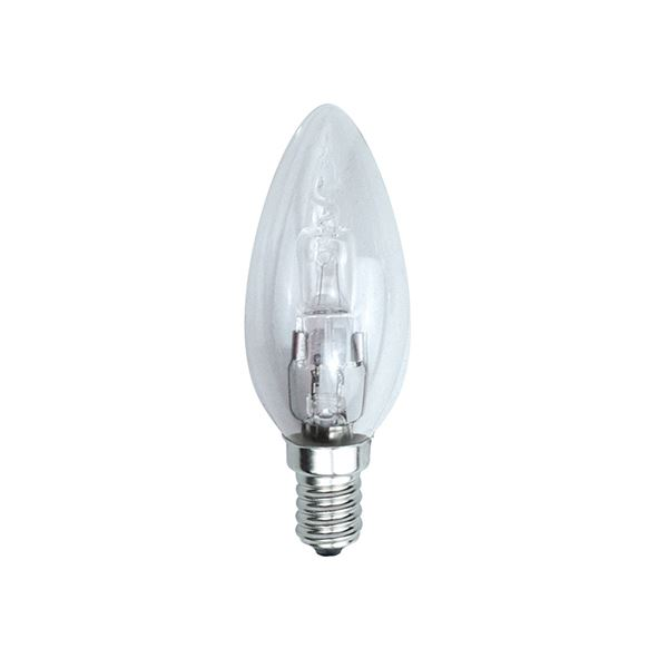 Bell Candle Light Bulb - 18W - Halogen SES