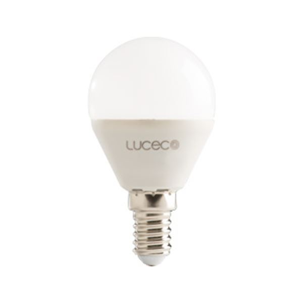 Luceco LED Globe Lamp - 3.5 Watt - SES