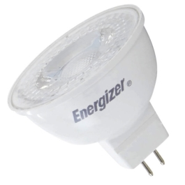 Energizer LED Lamp - GU10 - Warm White - 5 Watt - (MR16)
