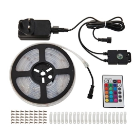 Saxby Aqualine Strip Light Kit 5Mt - CCT - Remote Operated