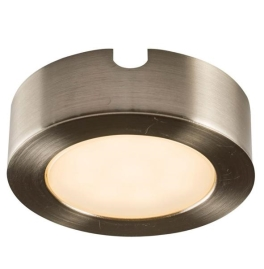 Saxby Hera Cabinet Light - Single - Satin Nickel