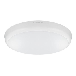 Saxby Vigor Bathroom Bulkhead 325mm - LED - White