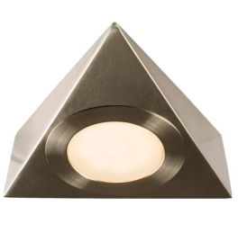 Saxby Nyx Cabinet Light - Single - Satin Nickel
