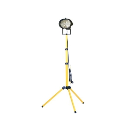 Faithfull Halogen Sitelight with Adjustable Stand - 500W