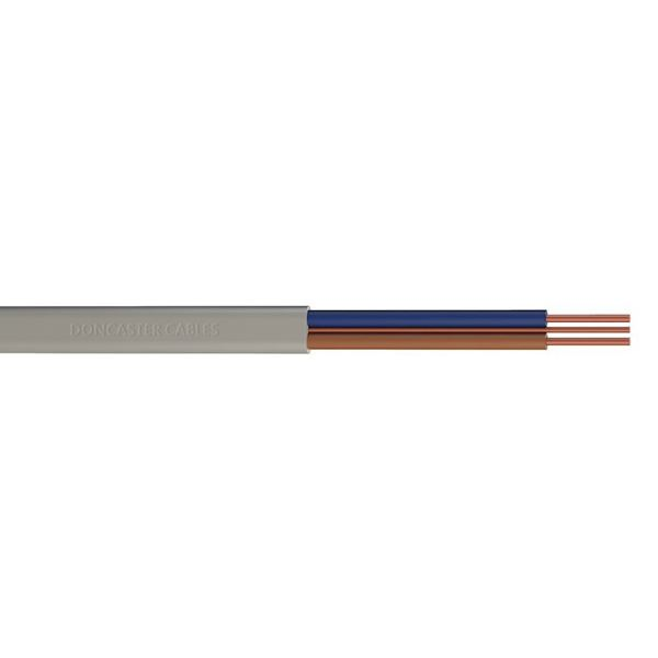 Jegs Twin & Earth Cable - 10.0mm x 2Mt