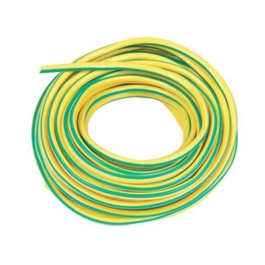 Earth Sleeving - Green - 3mm x 10Mt