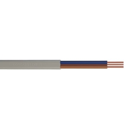 Jegs Twin & Earth Cable - 1.0mm x 10Mt