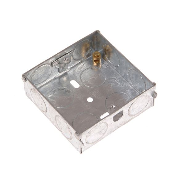 Jegs Metal Box 25mm - Single