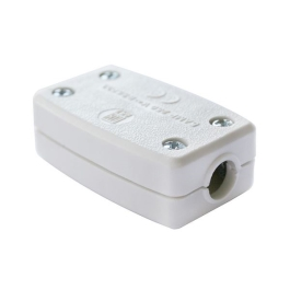 Jegs Solid Flex Connector - 2 Way - 5 Amp