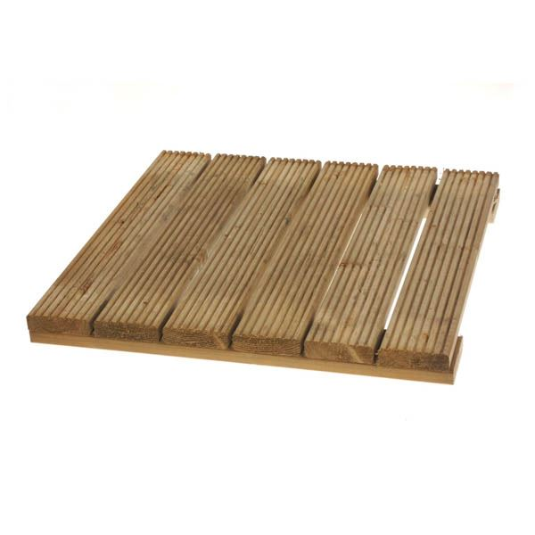 Decking Board Square - 500mm x 500mm