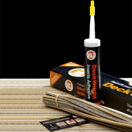 DeckWright Anti Slip Insert Kit - (25Mt + Adhesive)