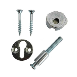 Decking Handrail Fixing Kit - (Pair)