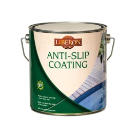 Liberon Anti-Slip Coating 2.5Lt - Clear Satin