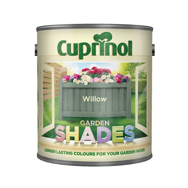 Cuprinol Garden Shades 1Lt - Seasoned Oak
