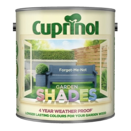 Cuprinol Garden Shades 2.5Lt - Forget Me Not