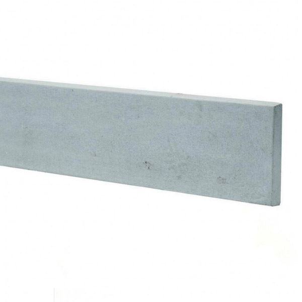 "Concrete Base Panel - Small - 6Ft x 6"" - Plain"