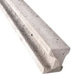 Concrete Intermediate Post - 4Ft 6In