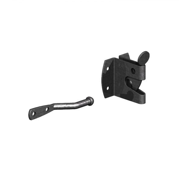 Gate Mate - Auto Gate Catch - Black
