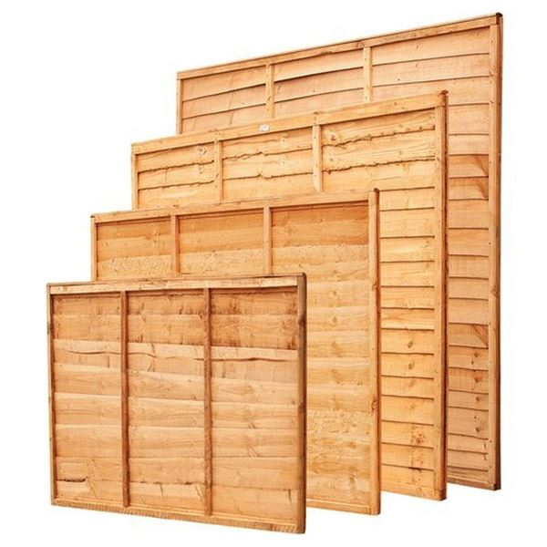 Supalap Fence Gate - 6Ft x 3Ft