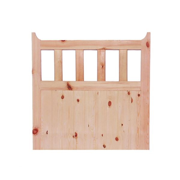 "Softwood Gate 44mm - 36"" High x 36"" Wide"