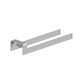 Field Gate - Throwover Loop - Galvanised - 150mm