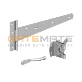 Gate Mate - Pedestrian Gate Kit - BZP