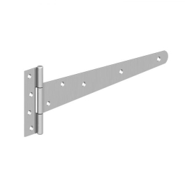 Gate Mate - Tee Hinges 200mm - BZP