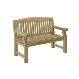 Garden Furniture - Wooden Bench 1.5Mt