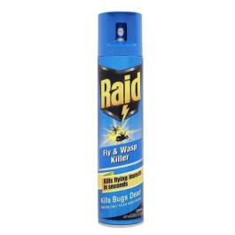 Raid Fly & Wasp Killer Spray 300ml