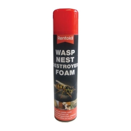Rentokil Wasp Nest Destroyer (Foam)