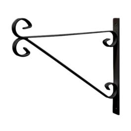 "Hanging Basket Bracket - (Suitable For 14"" Basket)"