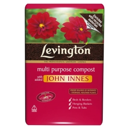Levington Compost 8Lt - (with John Innes)