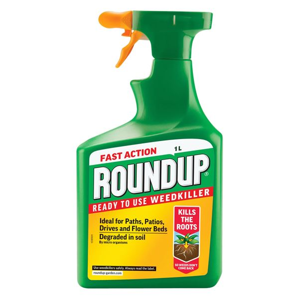 Round-Up Weedkiller 1Lt - Spray