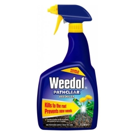 Pathclear Weedkiller 1Lt - Spray