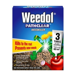 Pathclear Weedkiller 18ml - Tubes (3)