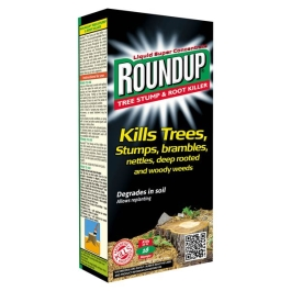 Round-Up Tree Stump & Root Killer 250ml